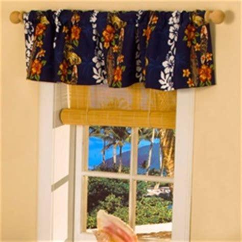hawaiian window curtains hawaiian window valance tropical bedding surf curtains