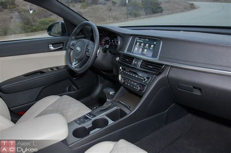 Kia Optima Sxl Interior 2016 Kia Optima Sxl Interior 001 The About Cars