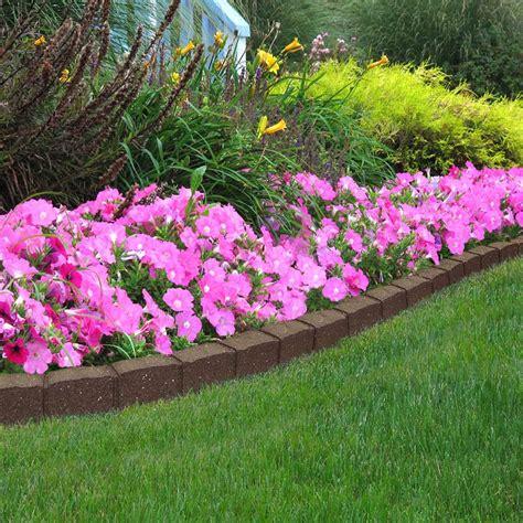Rubber Landscape Edging Uk Garden Edging Stones In Stock Now Greenfingers