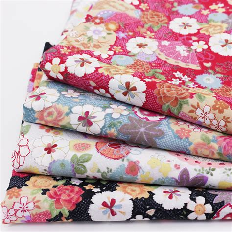 Patchwork Cloth - lot de tissu patchwork maison design wiblia