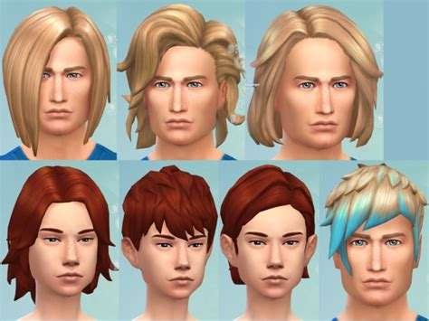 sims 4 hairstyles mods sims 4 hairs mod the sims gender hairstyle conversion
