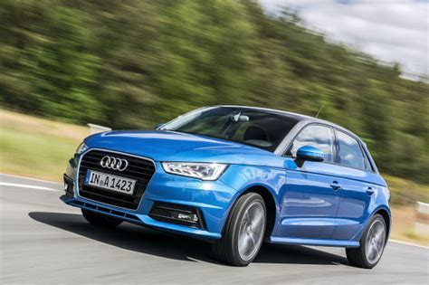 Audi A1 Grundpreis by Kleinwagen Mit Turbo A1 Mini Corsa Und Ibiza Im Test