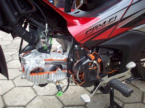 Pelindung Mesin Supra X 125 anatomoto supra x125 helm in pgm fi safety