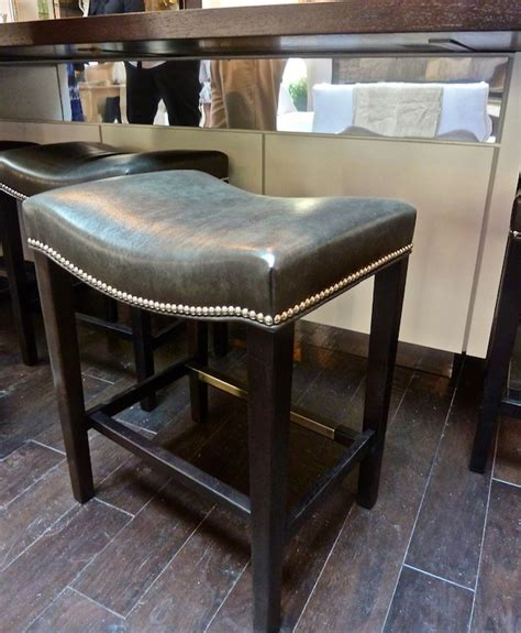 Hickory Chair Madigan Backless Counter Stool by House Beautiful 2012 Kitchen Of The Year Finale