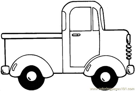 Coloring Pages Truck Coloring Page 19 Transport Gt Land Free Printable Truck Coloring Pages