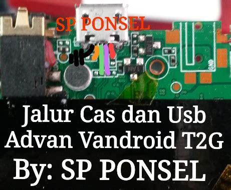 Advan T2g harga advan vandroid t2g usb charging problem solution jumper ways