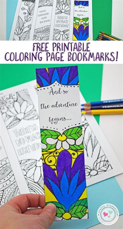 printable bookmarks for young adults free printable adult coloring page with bookmarks