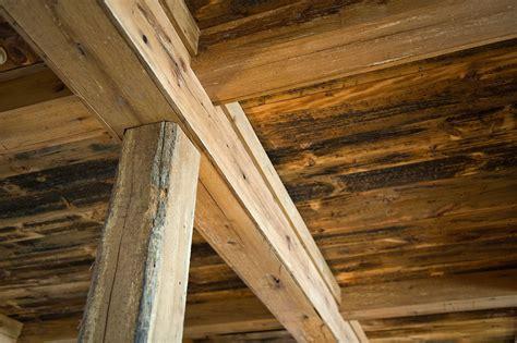 Longleaf Lumber   Reclaimed White Oak Beam Casing