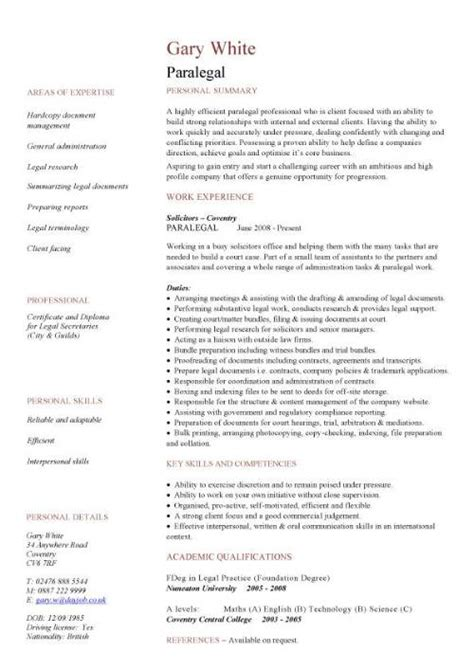 attorney resume templates use these cv templates to write a effective resume