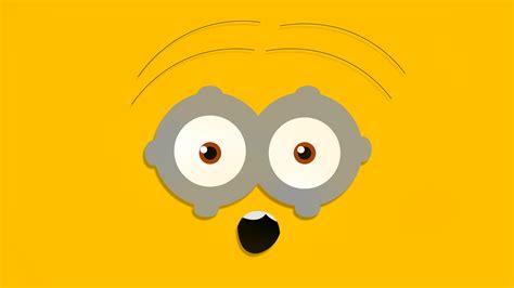 wallpaper handphone minion minion wallpaper eyes