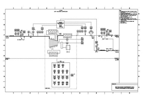 piping layout engineer mechanical 2d drafting autocad drafting services cad