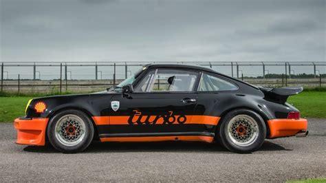 porsche 930 rsr motorsports track tuned 930 turbo