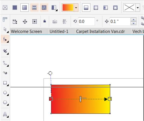 corel draw x7 hatch fill two color fill option not working coreldraw graphics