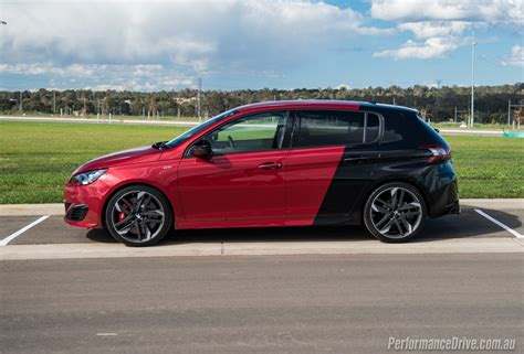peugeot au 2016 peugeot 308 gti 270 review video performancedrive
