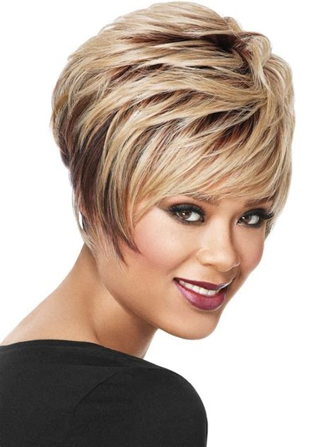 short bob hairstyles with height short stacked haircuts stacked bob haircut stacked bob