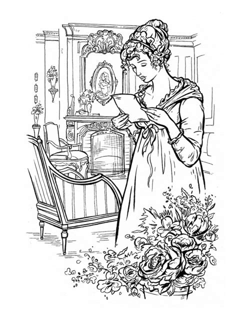 coloring books for adults article this austen coloring book lets you doodle mr darcy