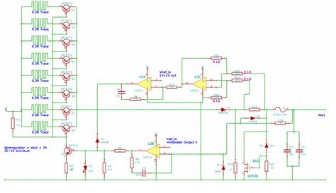 Power Supply Eagle 30a project amspire s power supply in a pcb page 1