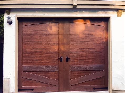 Faux Wood Garage Doors Faux Wood Garage Doors