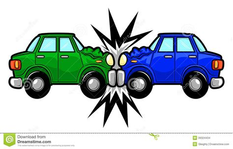 animated car crash car stock vector illustration of