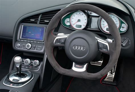 Audi Interior Parts Uk by Audi R8 Gt Spyder 2012 2012 Features Equipment And