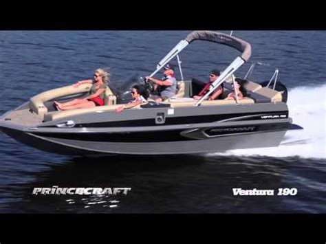 princecraft deck boat parts videos of princecraft fishing boats pontoon and deck boats