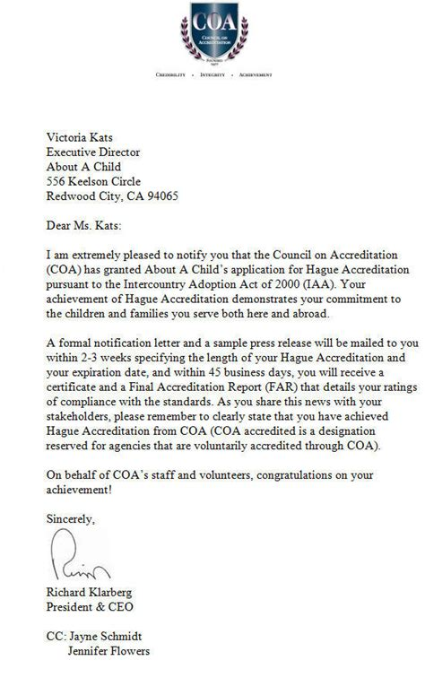 letter of recommendation for adoption template about a child orphan assistance through international