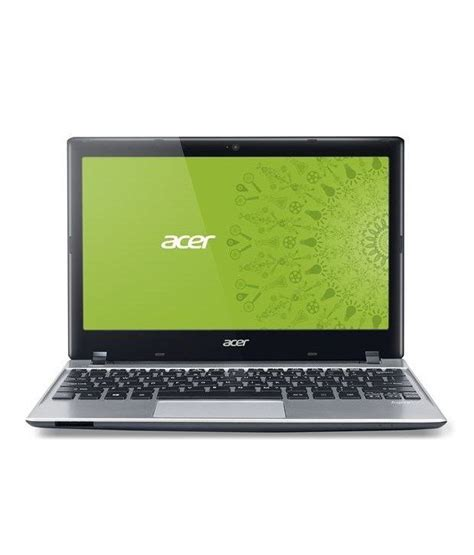 Laptop Acer Dual acer aspire v5 123 3876 laptop amd e series dual e1 2100 500gb hdd 4gb ram 29 46cm 11 6