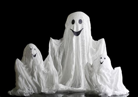 The Ghosts ghosts paranormal visions are caused by a communication