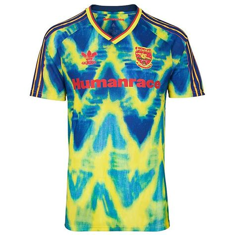 arsenal adult  humanrace jersey official  store