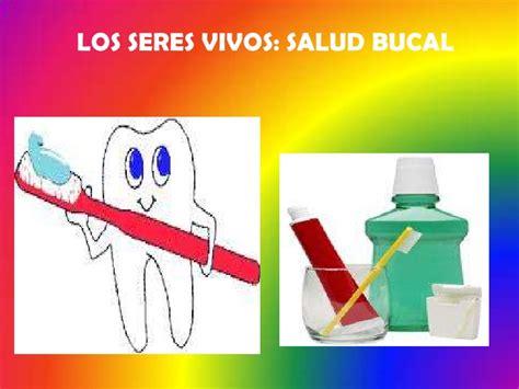 higiene bucodental salidas diapositivas de salud bucal