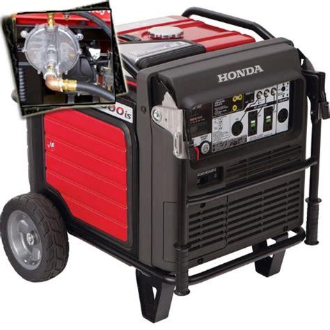 7000 surge watts 5500 watts tri fuel portable