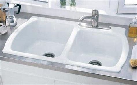 Corian 690 Farm Sink by The Basics Of Corian Sinks