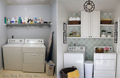 6 Laundry Room Reveals To Inspire Your Next Makeover Decorating Laundry Room