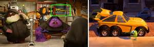 monsters inc new car monsters an in depth look at the items