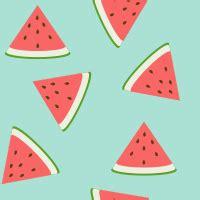 watermelon pattern tumblr scarletwinter