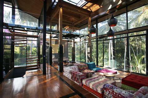 dornier designs a contemporary home in bali