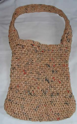 crochet pattern plastic bag tote recycled plastic grocery tote bag my recycled bags com