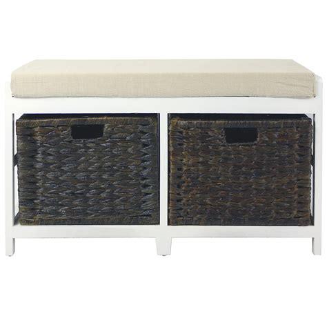 seagrass storage bench sale hartleys bench cushion seat seagrass wicker storage