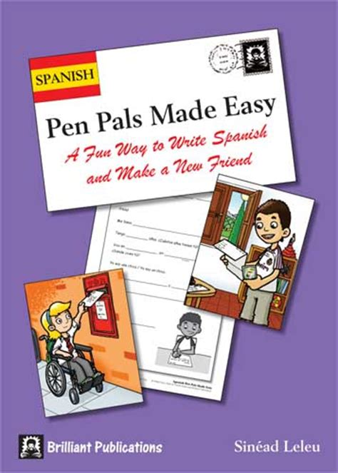 spanish made easy language spanish pen pals made easy brilliant publications little linguist