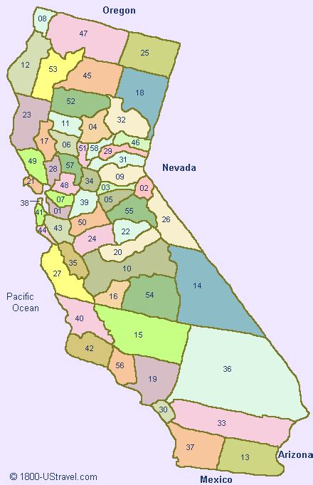 california map counties and cities california map counties and cities