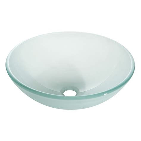frosted glass vessel sink multi layer frosted unique shaped glass vessel sink