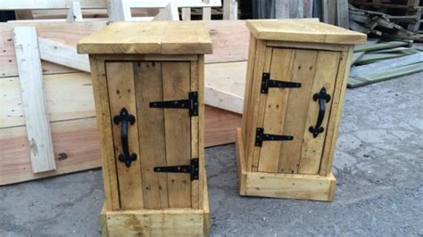 Handmade Wooden Furniture - 17 crafty handmade pallet wood furniture designs you can diy