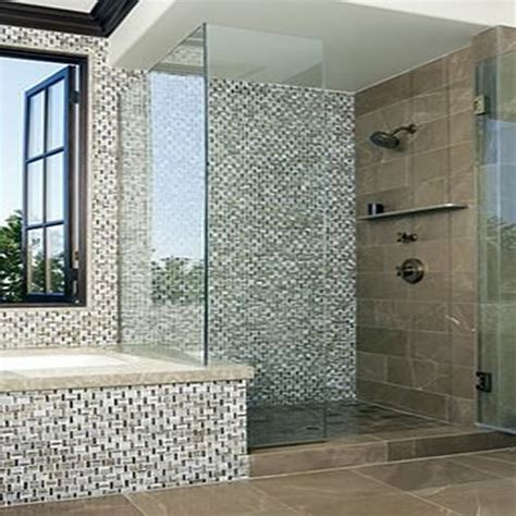 bathroom mosaic ideas mosaic bathroom tile ideas for showers cirrushdsite com