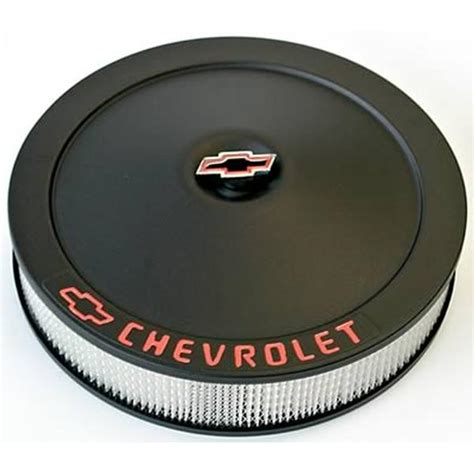 proform  black crinkle air cleaner kit northern auto