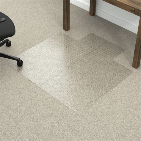 plastic carpet protector under desk mat under office chair office chair furniture