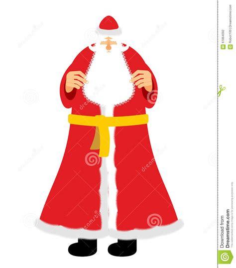 Kaos Santa Clas Is My Grand Pa russian grandfather equivalent of santa claus new years g stock vector image 61864092