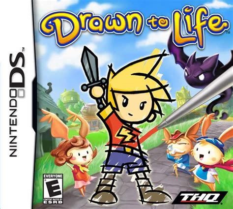 lifestyle doodlebob cover to box for ds gamefaqs