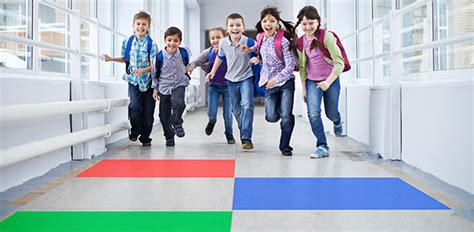 The Panorama Floor Plan by These Children Are Being Encouraged To Run In The