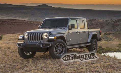 2020 jeep gladiator engine options 2020 jeep gladiator engine options review redesign