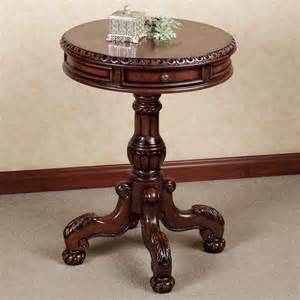 cortona pedestal table